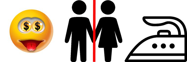 Indemnización por trabajo doméstico tras divorcio